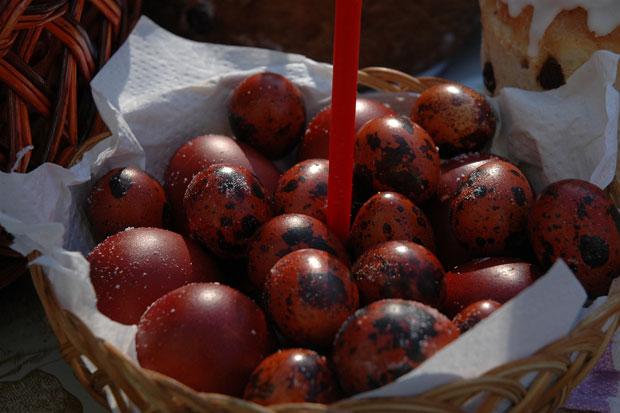Пасхальный стол: традиции, легенды и рецепты